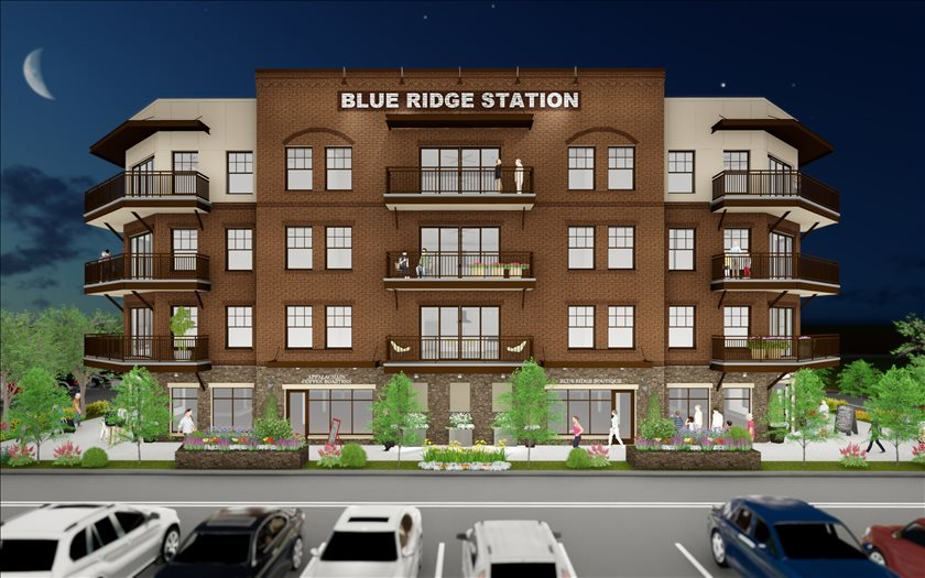 3C BLUE RIDGE LOFTS Photo 1